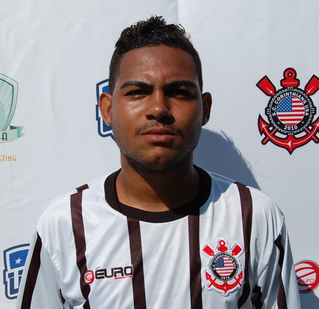 Leonardo Santos defender
